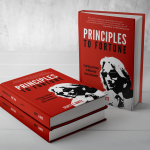 Princples to Fortune Book Stack