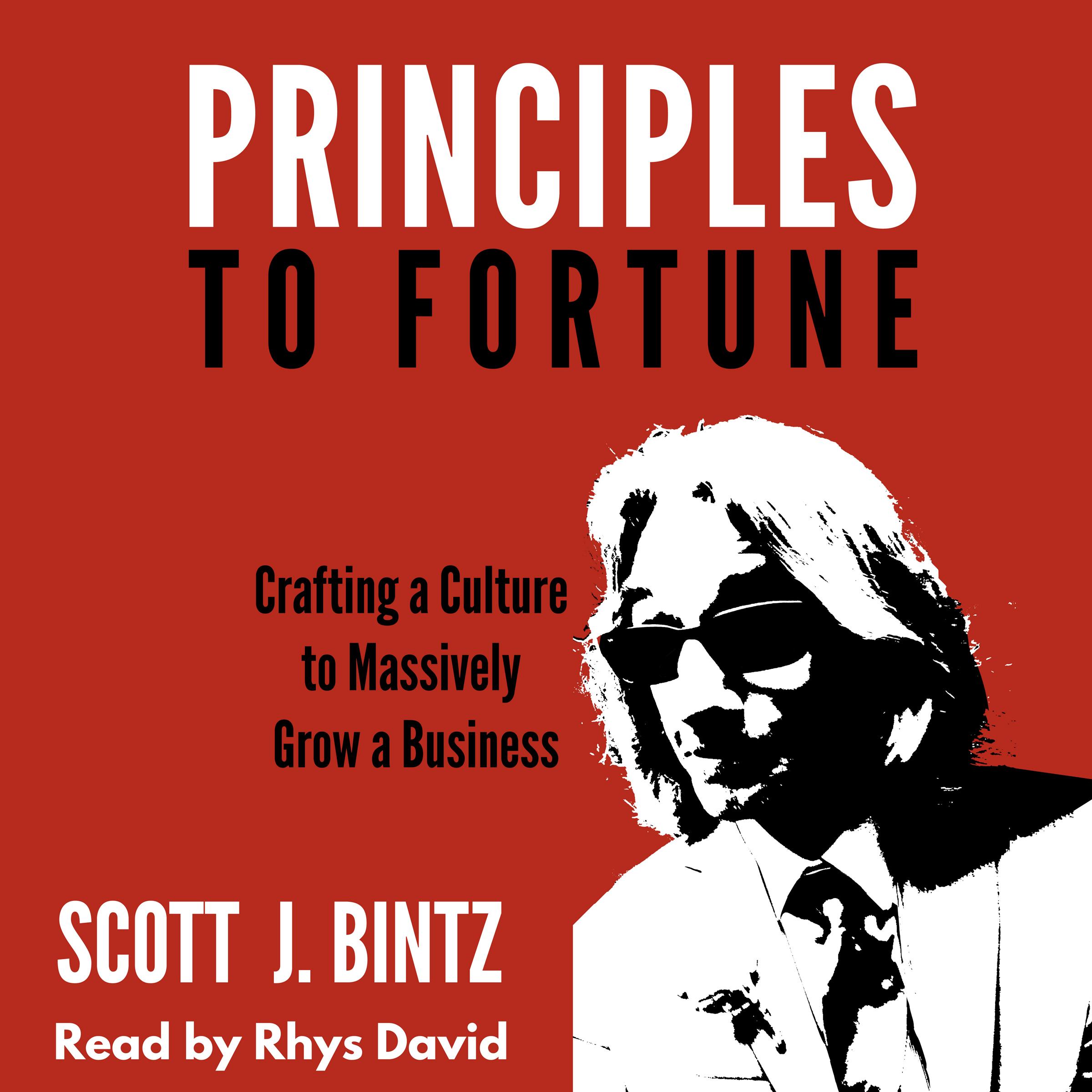 Principles To Fortune - Audio Book