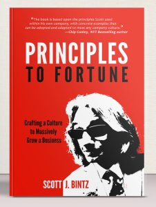 Principles To Fortune -Hard Cover